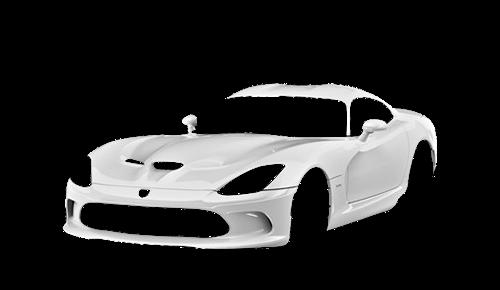 Цвета кузова SRT Viper